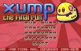 Xump: The Final Run Screenshot