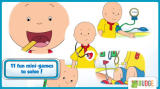 Caillou Check Up Other