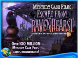 Mystery Case Files: Escape from Ravenhearst (Collector's Edition) Other
