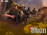 Conflict: Desert Storm II: Back to Baghdad Wallpaper