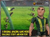 Foosball: Goal Crusaders Screenshot