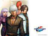 The King of Fighters 2001 Wallpaper