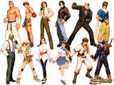 The King of Fighters '99: Millennium Battle Wallpaper