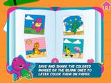 Color with Barney Screenshot