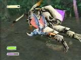 Panzer Dragoon II: Zwei Screenshot