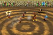 Pirates vs. Ninjas Dodgeball Screenshot