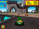 Crazy Chicken: Kart Extra Screenshot