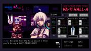 VA-11 HALL-A: Cyberpunk Bartender Action Screenshot