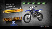 MX vs. ATV Supercross Encore - 2015 Yamaha YZ250F MX Screenshot