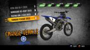 MX vs. ATV Supercross Encore - 2015 Yamaha YZ450F MX Screenshot