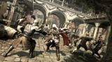 Assassin's Creed II Screenshot Using thief allies to fight enemies