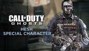 Call of Duty: Ghosts - Hesh Special Character Screenshot