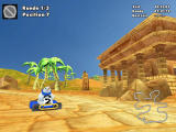 Crazy Chicken: Kart 2 Screenshot
