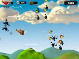 Crazy Chicken: Approaching Screenshot