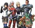 Xenoblade Chronicles X Render