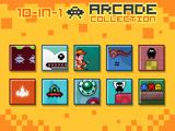 10-in-1: Arcade Collection Screenshot