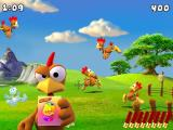 Crazy Chicken: Invasion Screenshot