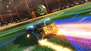 Rocket League: Back to the Future Car Pack Screenshot