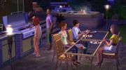 The Sims 3: Outdoor Living Stuff Screenshot