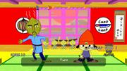 PaRappa the Rapper: Remastered Screenshot