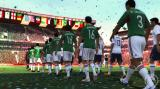 2010 FIFA World Cup South Africa Screenshot The Mexican team