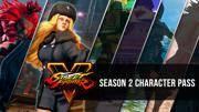 Street Fighter V: Season 2 Character Pass Screenshot