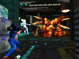 Blue Stinger Screenshot