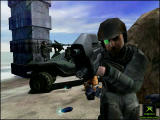 Halo: Combat Evolved Screenshot Marines on the beach