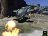Halo: Combat Evolved Screenshot LZ is hot!