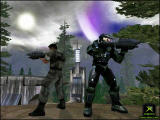 Halo: Combat Evolved Screenshot Back to back