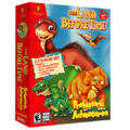 The Land Before Time: Prehistoric Adventures Other Box (Win/Mac) - Littlefoot facing left on this box.