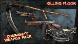 Killing Floor: Community Weapon Pack Render
