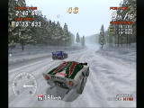 Sega Rally 2 Championship Screenshot