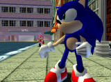 Sonic Adventure Screenshot