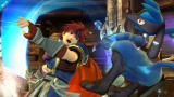 Super Smash Bros. for Nintendo 3DS/Wii U: Roy Screenshot