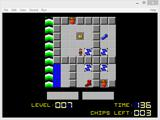 Chip's Challenge Screenshot