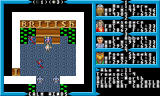 Exodus: Ultima III Screenshot LairWare Macintosh version screenshot