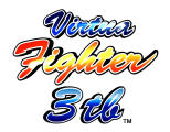 Virtua Fighter 3tb Logo