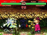 Samurai Shodown II Screenshot