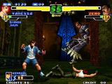 The King of Fighters 2000 Screenshot