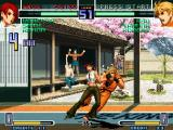The King of Fighters 2002: Challenge to Ultimate Battle Screenshot