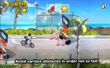BMX Bike Ride & Run Screenshot