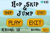 Hop Skip and Jump Screenshot