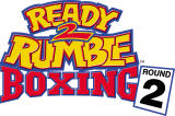 Ready 2 Rumble Boxing: Round 2 Logo