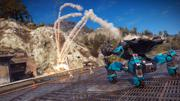 Just Cause 3: Reaper Missile Mech Screenshot