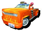 Crazy Taxi 3: High Roller Concept Art