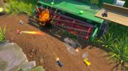 Micro Machines: World Series Screenshot