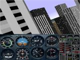 Microsoft Flight Simulator (v5.0) Screenshot