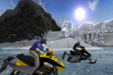 Ski-Doo: Snowmobile Challenge Screenshot