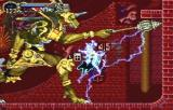 Castlevania: Symphony of the Night Screenshot Surviving a deadly attack